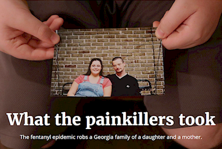 Fentanyl Epidemic - What the painkillers took