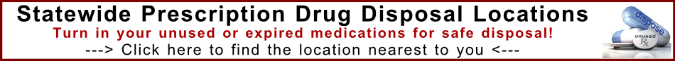 GA Prescription Drug Disposal Locations