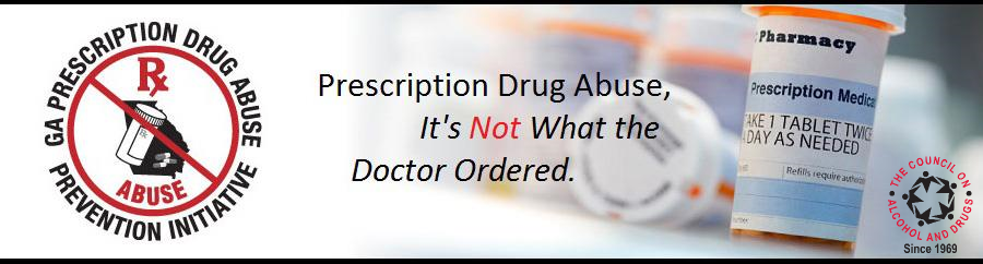 Stop Rx Abuse in GA